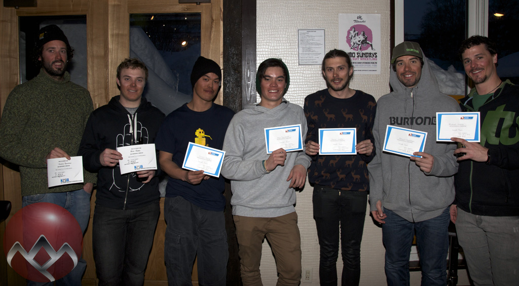 NZSIA and SBINZ Level Two results