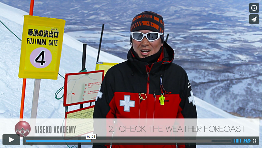 niseko gates video screenshot