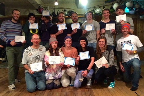 2015 NZSIA Level One in Japan